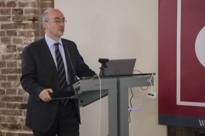 Emilio Paolucci, Vice Rettore al Trasferimento Tecnologico del Politecnico di Torino