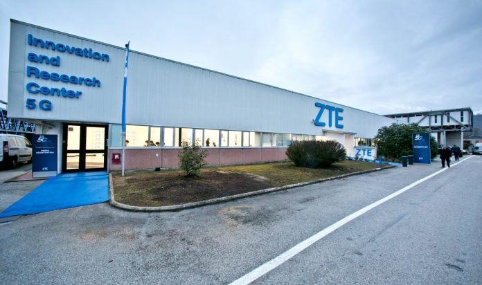 Centro di innovazione e ricerca ZTE, L'Aquila