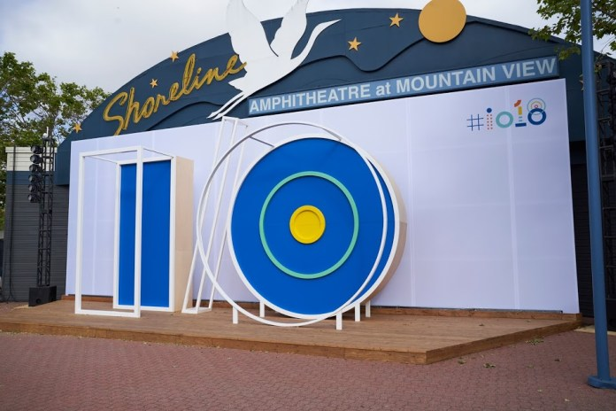 Google I/O 2018, Mountain View