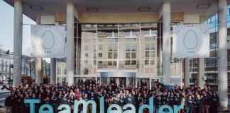 Teamleader, un anno in Italia
