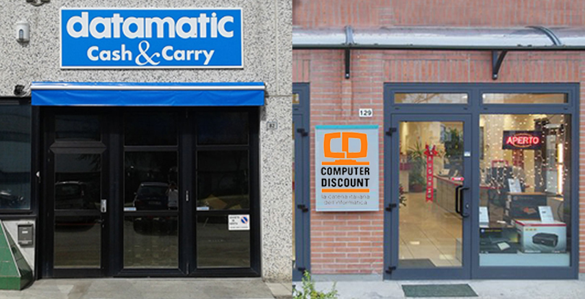 Datamatic e Computer Discount
