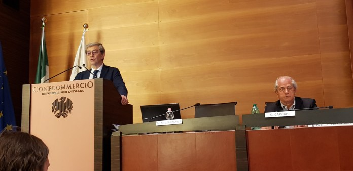 Osservatorio delle Competenze Digitali 2018 - Professor Mario Mezzanzanica e Giancarlo Capitani, Presidente di NetConsulting cube