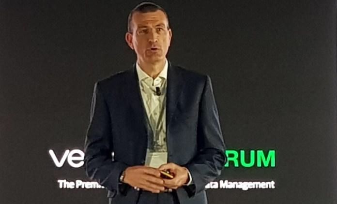 VeeamOnForum 2018 - Alberto Degradi, Infrastructure Leader di Cisco