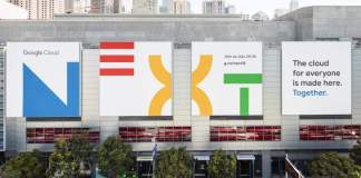 Google Cloud Next 2018, San Francisco