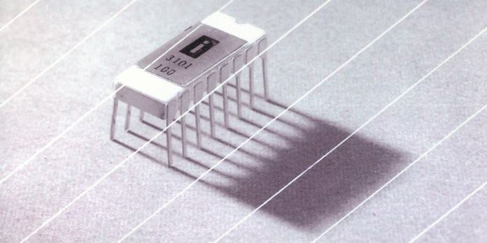 Intel - memoria 3101 a 64 bit