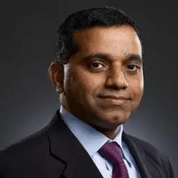 Manoj Leelanivas, Chief Product Officer di Juniper Networks