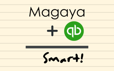 Magaya and QuickBooks working together!