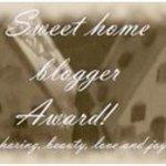 >Apology and an Award