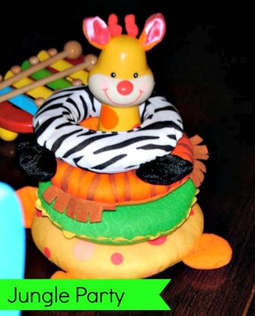 Kids Jungle Party