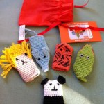 >Knitted Finger Puppets from Baby E – Review