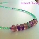 Innocent Charms Unique Necklace Giveaway