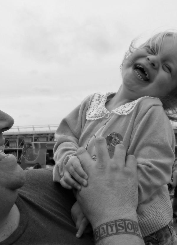 Ordinary Family Moment at Loillibop