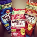 Walkers Mighty Lights Crisps – Good For Me – Good For Her