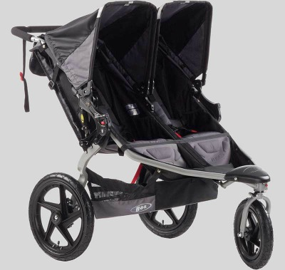 britax Bob double pushchair