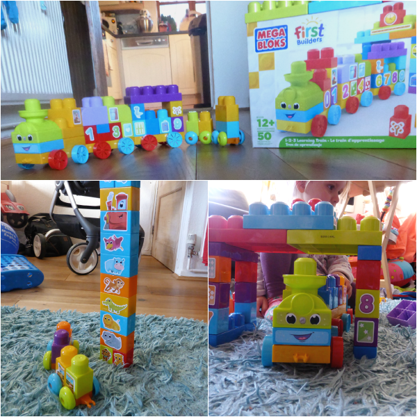 Mega Bloks Blog Review