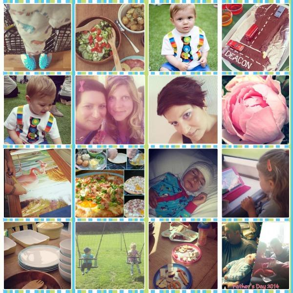 June on Instagram
