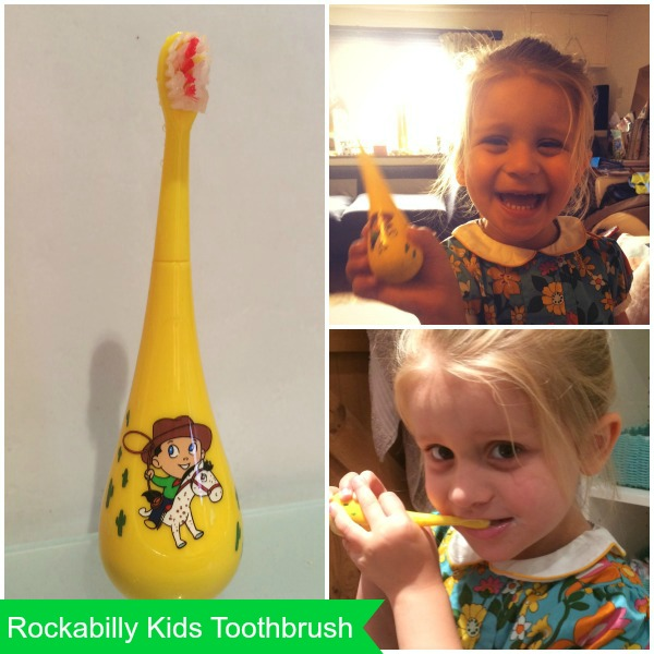 Rockabilly Toothbrush