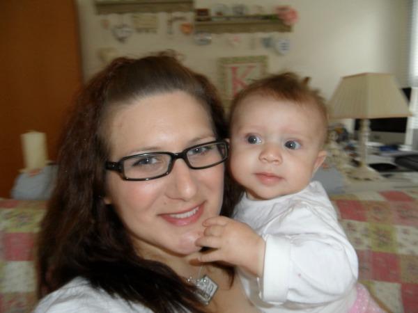 Addison and I