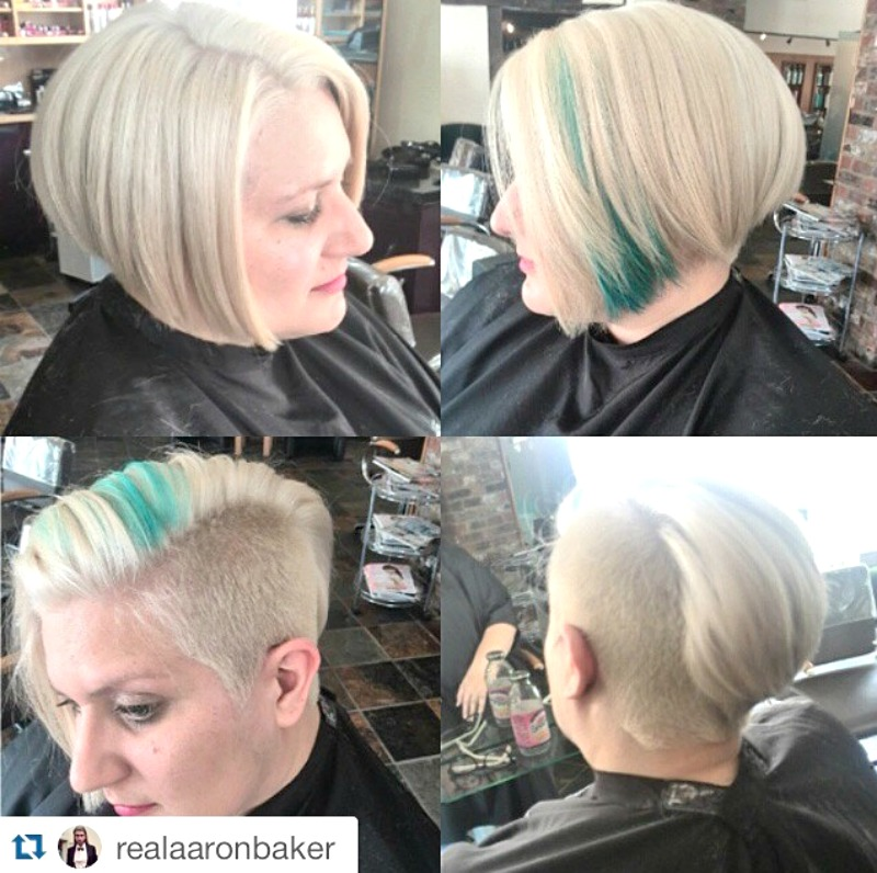 kelly osbourne undercut