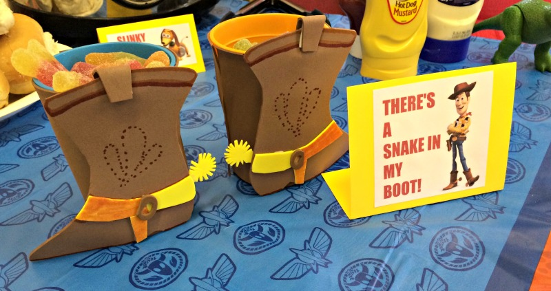 Toy Story PartyFood