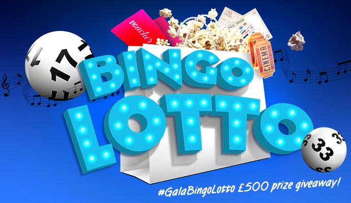 Gala Bingo Lotto App