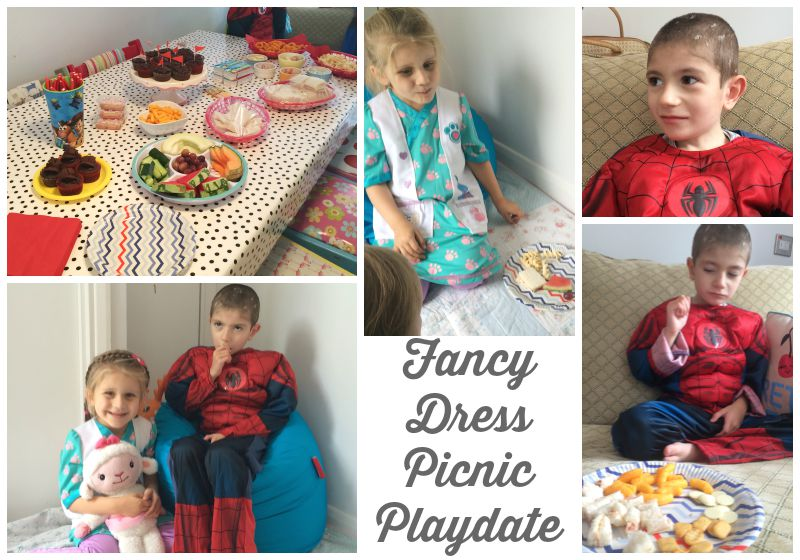 Fancy Dress Picnic Playdate