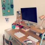 Corners Of My Home {My Updated Desk Area}