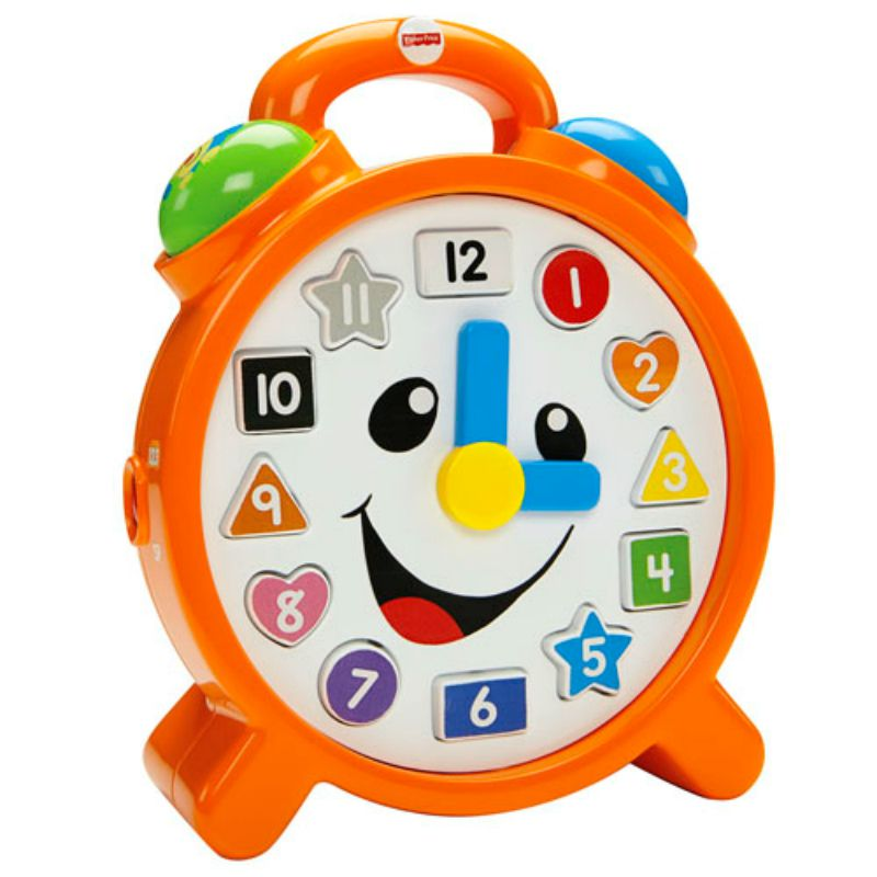 Fisher Price Counting Colours Clock