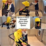 Review // Mamas & Papas Armadillo Dolls Pushchair