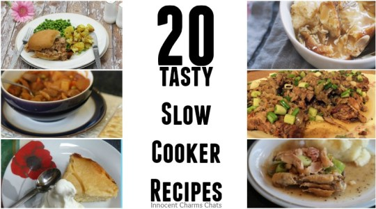 Slow Cooker Recipes |Innocent Charms Chats