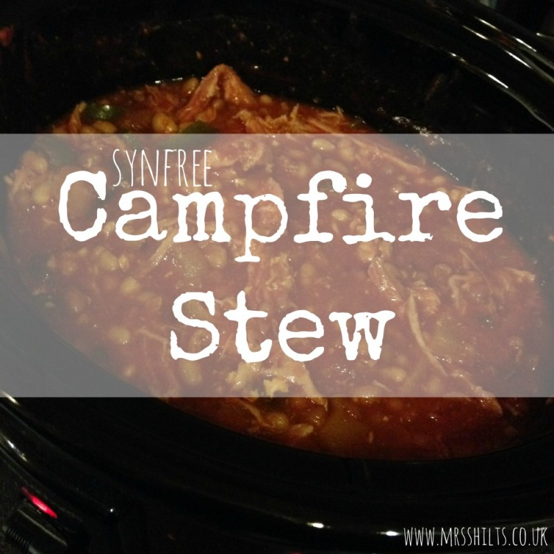 Slow Cooked Campfire Stew