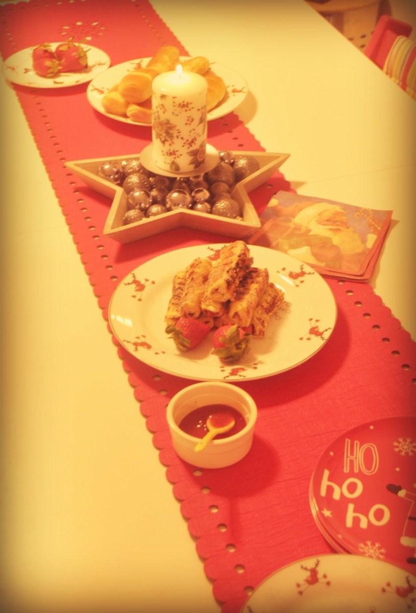 Brioche Pasquier Breakfast