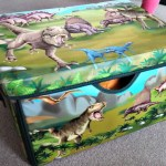 Review // Dinosaur Toys From Mothercare