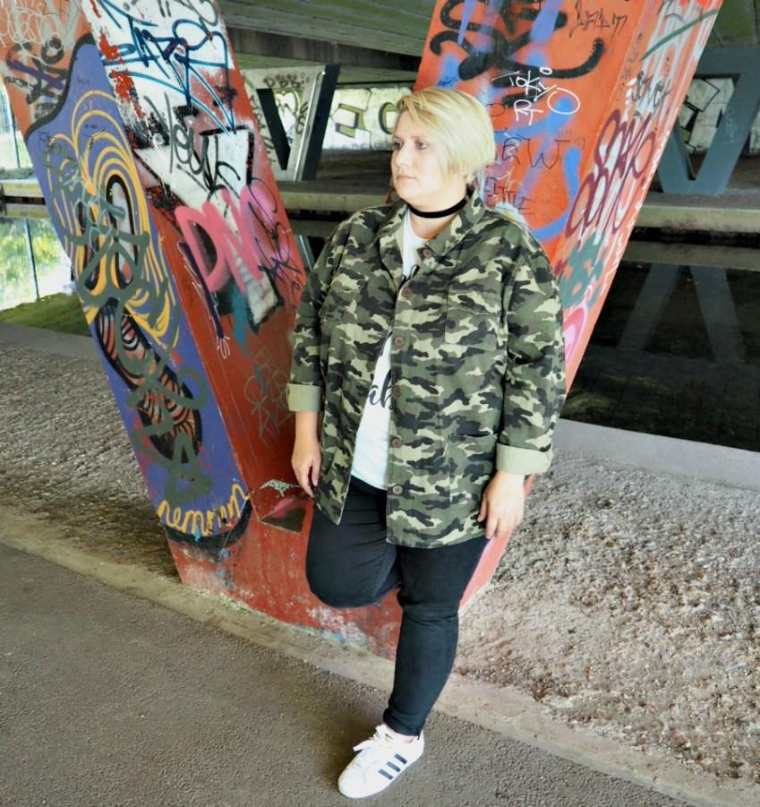 Camo fashion For Plus Size Women