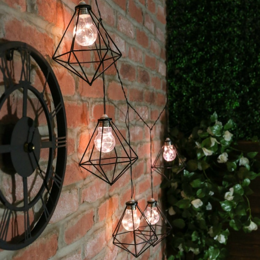 Industrial Graden Lighting Tips from innocent Charms Chats