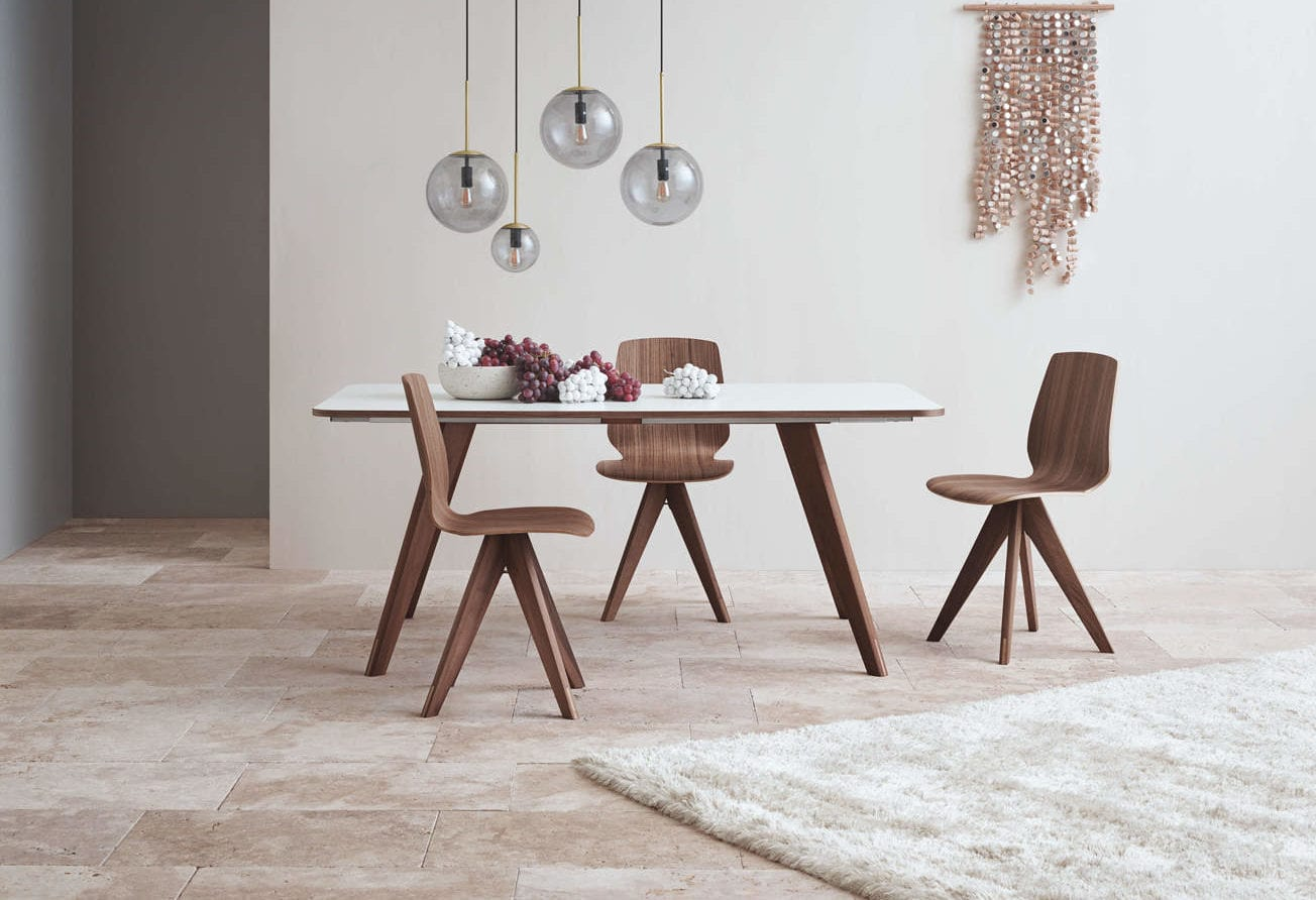 New Mood Square Small Dining Table Innoconcept