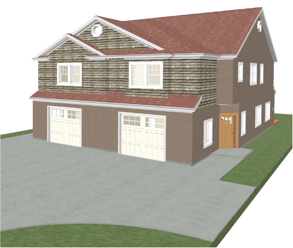 San Dimas 2-Story Duplex