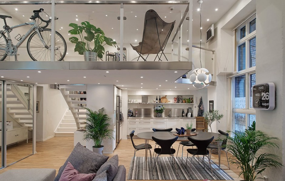 HOW A MEZZANINE INCREASE THE SQUARE FOOTAGE OF YOUR HOME - InnoDez
