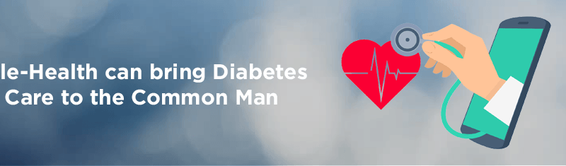 Diabetes Care Through Tele-Health