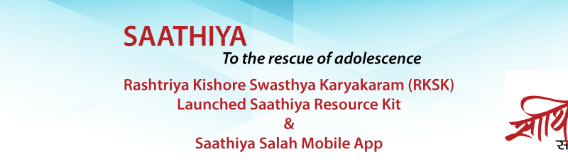 Saathiya Resource Kit and App launch
