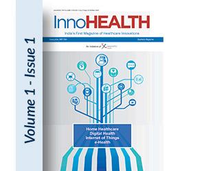 InnoHEALTH magazine - volume 1 issue 1