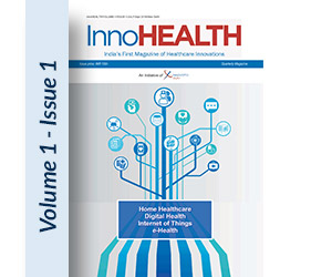 InnoHEALTH magazine - volume 1 issue 1