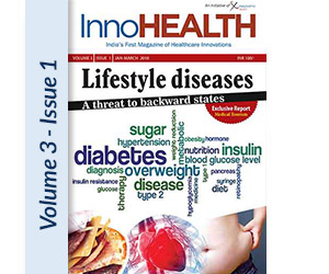 InnoHEALTH magazine vol-3-issue-1 advertisement