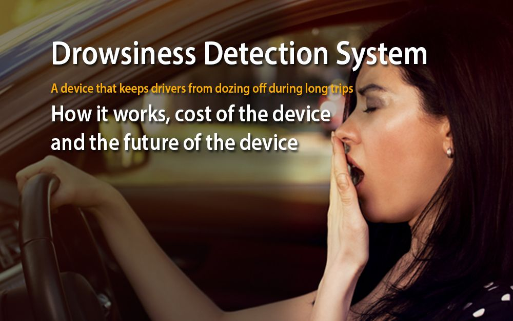 Drowsiness Detection System