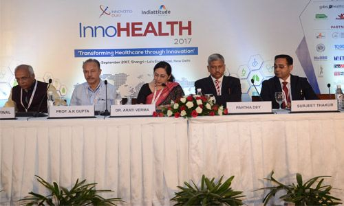 Speakers at InnoHEALTH 2017 healthcare