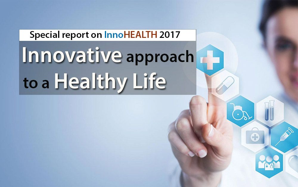 innovative approach to a healthy life