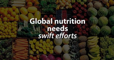 Global-nutrition-needs-swift-efforts