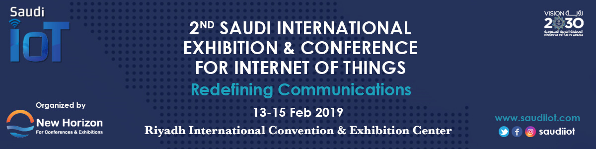 Second Saudi IoT conference