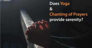Yoga-and-Chanting-of-Prayers-provide-serenity
