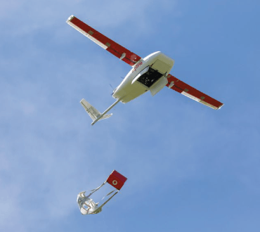 zipline-drone-world's-fastest-commercial-delivery-drone-latest-healthcare-innovation-innohealth-magazine-innovatiocuris